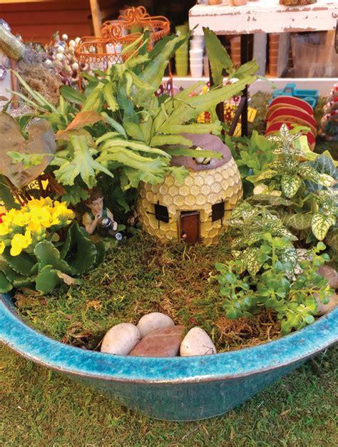 top  trends  miniature gardening garden center magazine