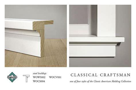 Window Stool Trim by Best 25 Craftsman Window Trim Ideas On Window