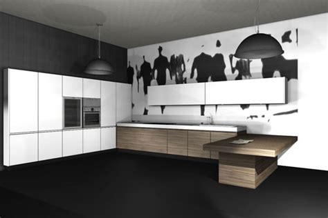 fabricant meuble cuisine allemand cuisine haut de gamme allemande cuisines en faade gris basalte et plande travail corian blanc