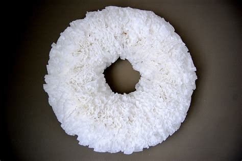 All you need to do is insert it in a reusable keurig k cup, tuck it under the hinge, fill it with. Miss Hannah B.: ~Coffee Filter Wreath~