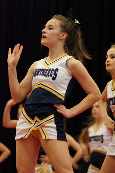 Times That Cheerleaders Proved They Excel In Wardrobe