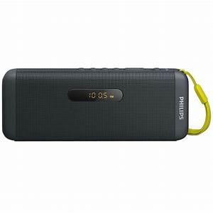 Enceinte Radio Bluetooth : philips sd700 noir dock enceinte bluetooth philips sur ~ Melissatoandfro.com Idées de Décoration
