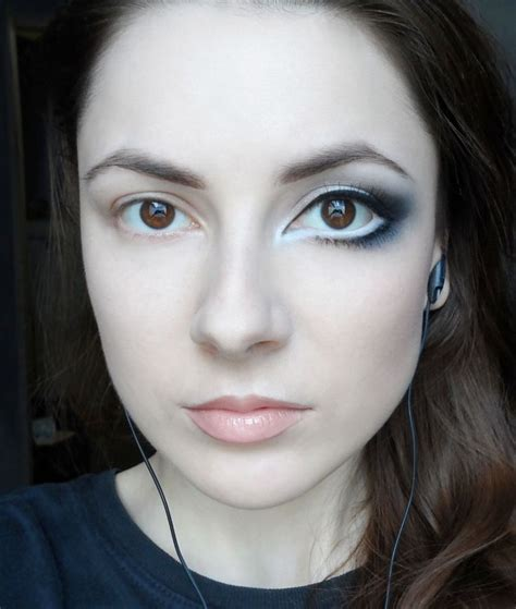 Anime Eye Look 137 Best Makeup For Hooded Images On Make