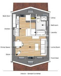 Home Plans With Pictures Of Interior Tumbleweed Tiny House Interior The Pioneer S Cabin 16 20 Tiny House Plans Tiny House