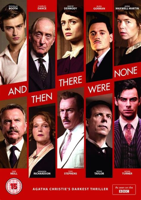 DVD Review: The BBC's AND THEN THERE WERE NONE Is A Hugely ...