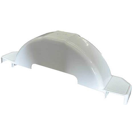 Pvc Boat Trailer by Boat Trailer Plastic Mud Guard Suit 13 Inch Wheels In White