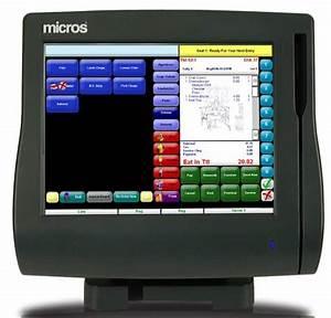 Micros U2122 Workstation 4lx Model  400714