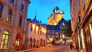 Quebec, Chateau, U2013, Bing, Wallpaper, Download