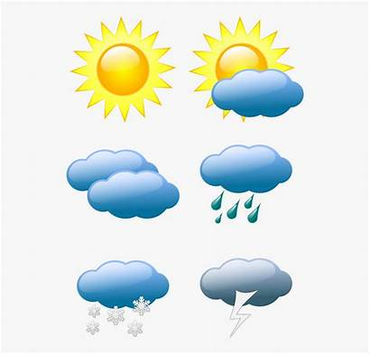 Sunny Weather Clipart Pdf Cartoon Transparent Animated