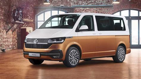 Volkswagen Commercial Vehicles Usa by 2019 Vw T6 1 Unveiled With New Tech Sophisticated Look