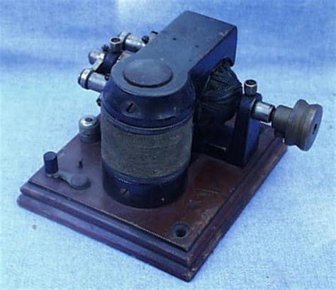 Antique Electric Motor by Antique Bi Polar Electric Motors Steam Engines