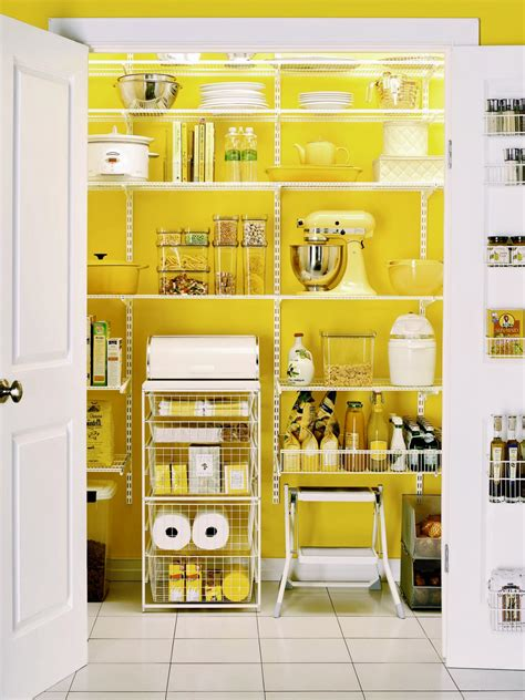 Pantries For An Organized Kitchen  Diy