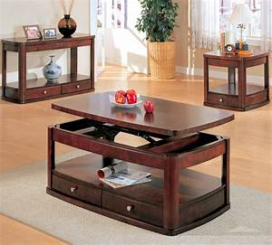 Evans, Merlot, Coffee, Table, With, Lift, Top, And, Storage, Drawers