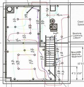 Complex Lighting Circuit Wiring