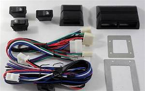 Wiring Power Window Kit