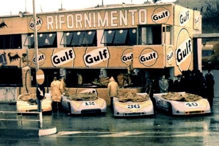 Targa Florio 1970 Porsche, Poker D'assi