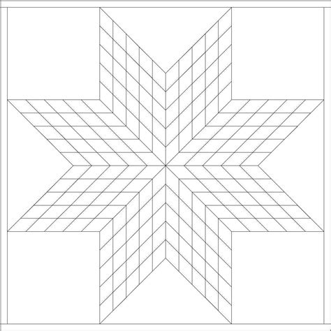 star quilt coloring pages design quilts star quilt
