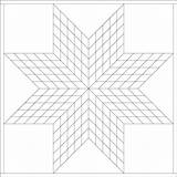 Quilt Coloring Printable Patterns Star Pattern Lone Quilts Block Easy Templates Barn Native Surrey Lime Quilters Beginning Fasano Peterfasano Quilting sketch template