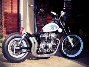 Free The Wheels     Nice Cb750 Custom