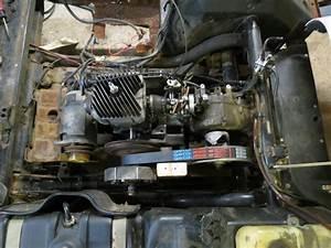 Yamaha G1 Golf Cart Engine Swap  Golf Cart  Golf Cart Customs