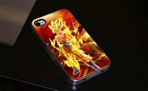 Goku Super Saiyan Dragon Ball Z Dbz Hard Phone Case Fits Iphone 4 4s 5 5s 5c 6 Iphone 3g Only Apple Logo Showing Power Button Harga 4s 16gb Baru 2018 Headphones Cex Total Sales Used Ios