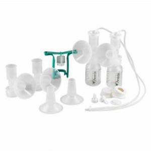 Ameda Dual Hygienikit Milk Collection System With