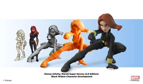 Disney Infinity Marvel Super Heroes Out This Fall