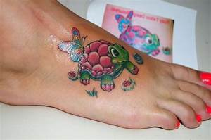 37+ Baby Turtle Tattoos