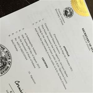 what is an apostille With apostille documents international