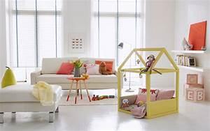 Cabane Chambre Enfant : une cabane pour chambre de b b ~ Teatrodelosmanantiales.com Idées de Décoration