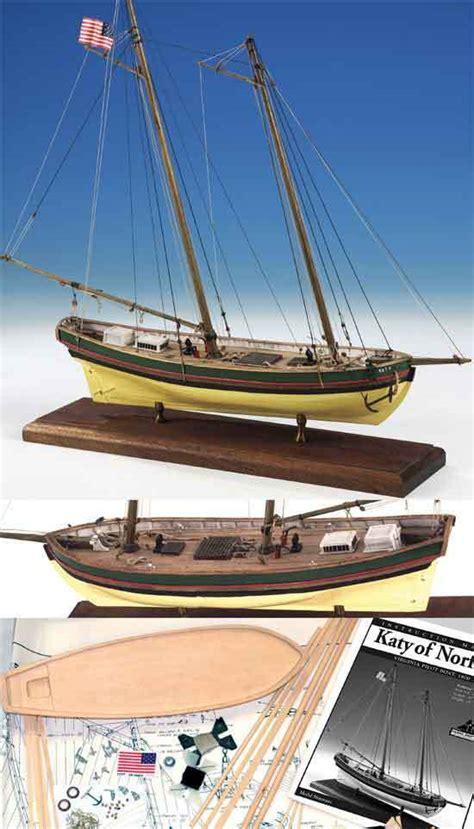 model shipways katy  norfolk wood kit boat  ebay