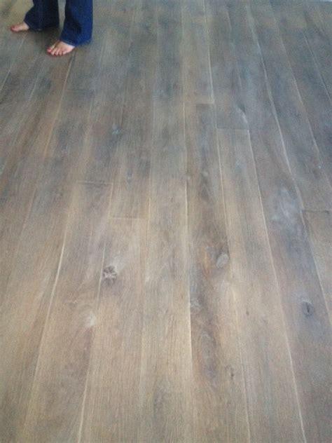 gray plank flooring fumed rustic white oak grey wood floor contemporary 1330