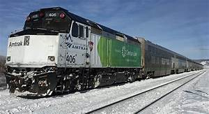 Amtrak Returns To The Slopes In Colorado