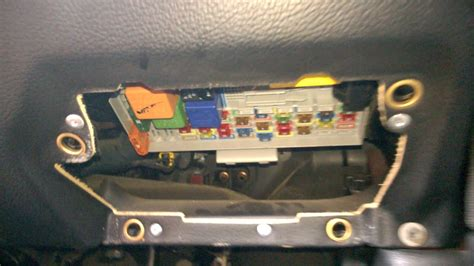 Fuse Box In Astra Mk4 by Astra G Mk4 Fuse Box Location