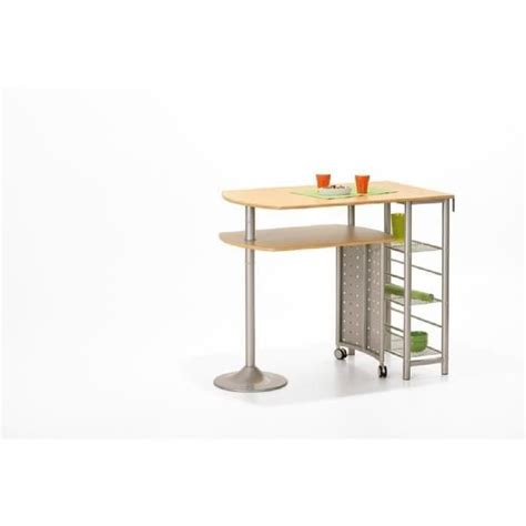 table de cuisine cdiscount table bar de cuisine set achat vente table de