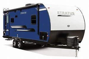 Stratus Sr231vrb Travel Trailer