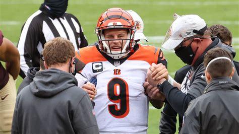 NFL world reacts to Joe Burrow injury | Yardbarker