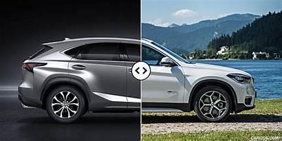 Lexus Nx Bmw X1 Side Vs Comparison