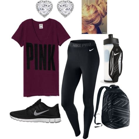 nike sweet casual cool stylish summer workout pretty designs