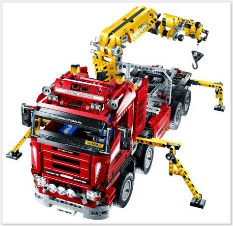 technic truck technic truck building the technic crane in fast