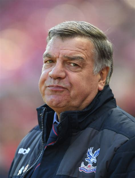 Sam Allardyce - Sam Allardyce Photos - Liverpool v Crystal ...