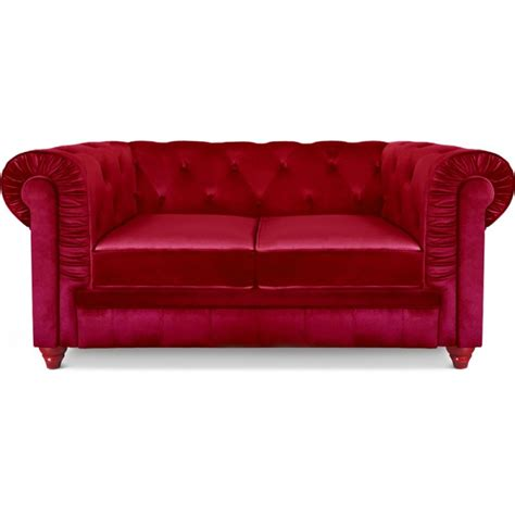 canapé 2 places chesterfield canapé 2 places chesterfield velours pas cher