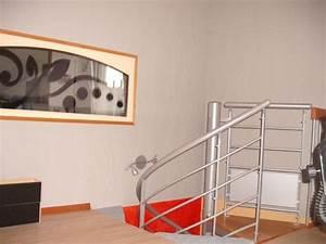 Fabriquer Une Mezzanine Soi Même : garde corps fait maison plexiglas et bois tout simple ~ Premium-room.com Idées de Décoration