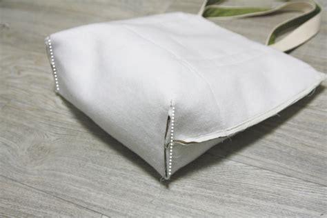 purse organizer for diy canvas tote bag diy tutorial ideas
