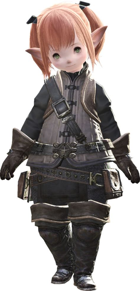 final fantasy xiv screenshots  character art  em