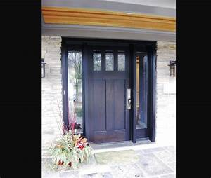 Exterior Doors  Side Light Entry Doors