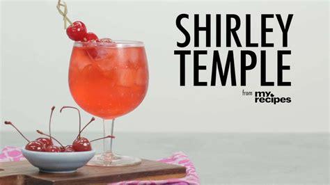 shirley temple recipe shirley temple recipe myrecipes