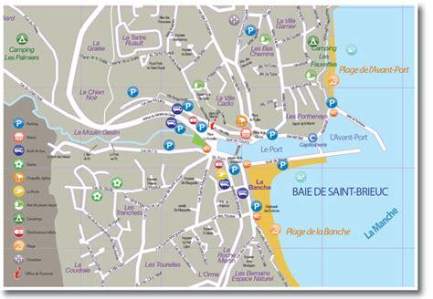Mairie Ville De Plan De Plan De Ville Port De Binic Guide Du Port