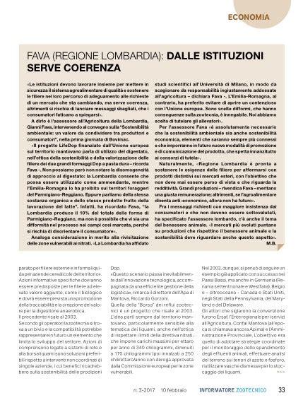 Associazione Mantovana Allevatori Borsa Liquami L Associazione Allevatori Di Mantova Lancia
