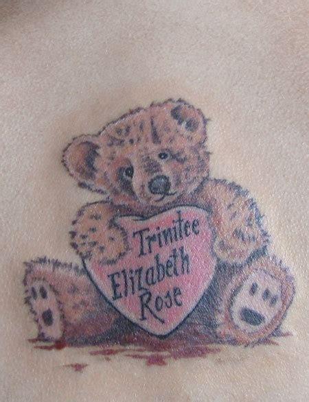 teddy bear tattoos designs ideas  meaning tattoos